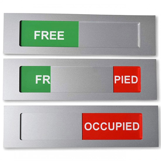 Free - Occupied...