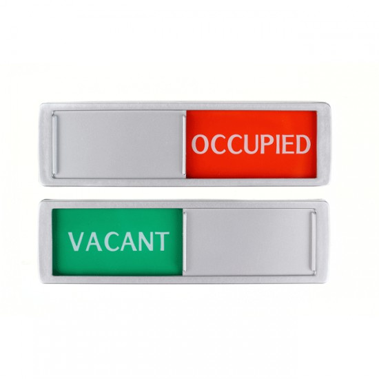 Vaccant - Occupied...