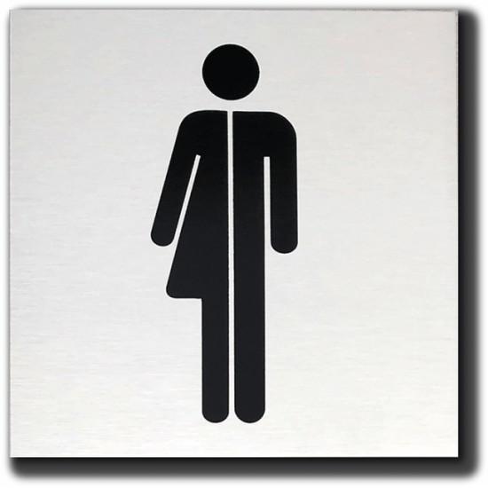 Toiletbordje Genderneutraal...