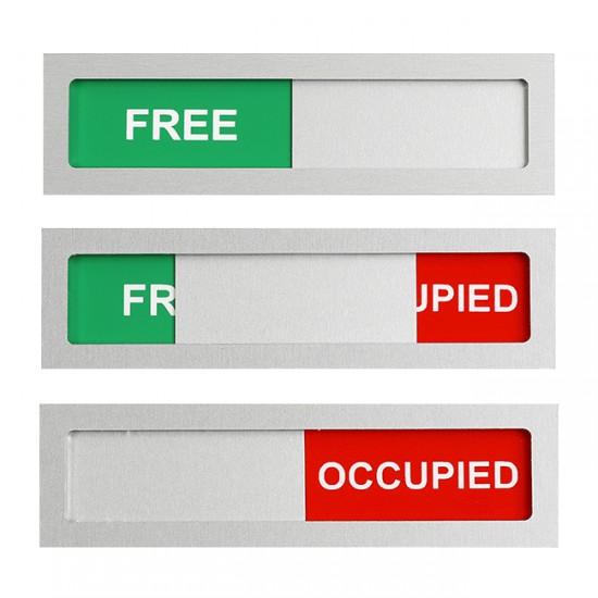 Free - Occupied...