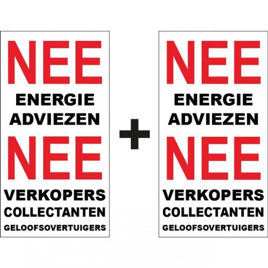 Nee geen energie adviezen...
